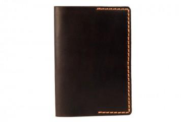 CLASSIC. Кожаная обложка на паспорт